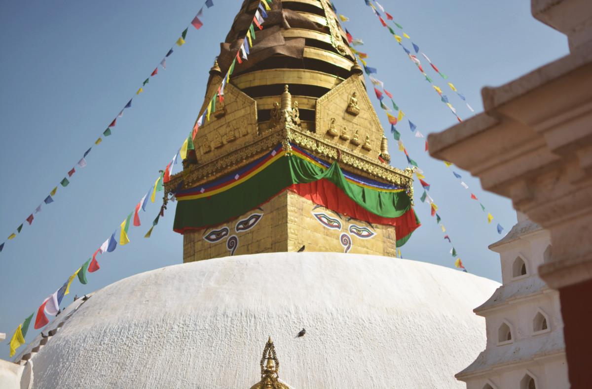 Le bouddhisme et l'hindouisme, ça fait mal à la tête